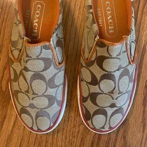 Coach Signature Slip On Sneaker 6